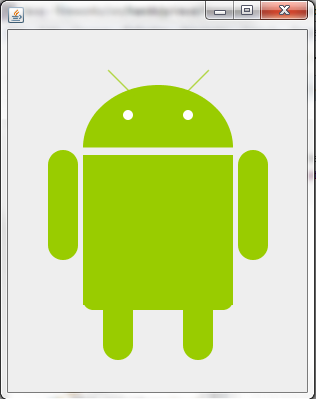 Drawing Android Icon In Swing Harryjoy